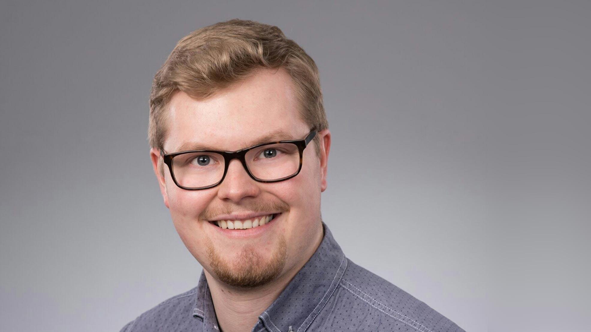 SAK:n uusi järjestöasiantuntija Jussi Kukkola
