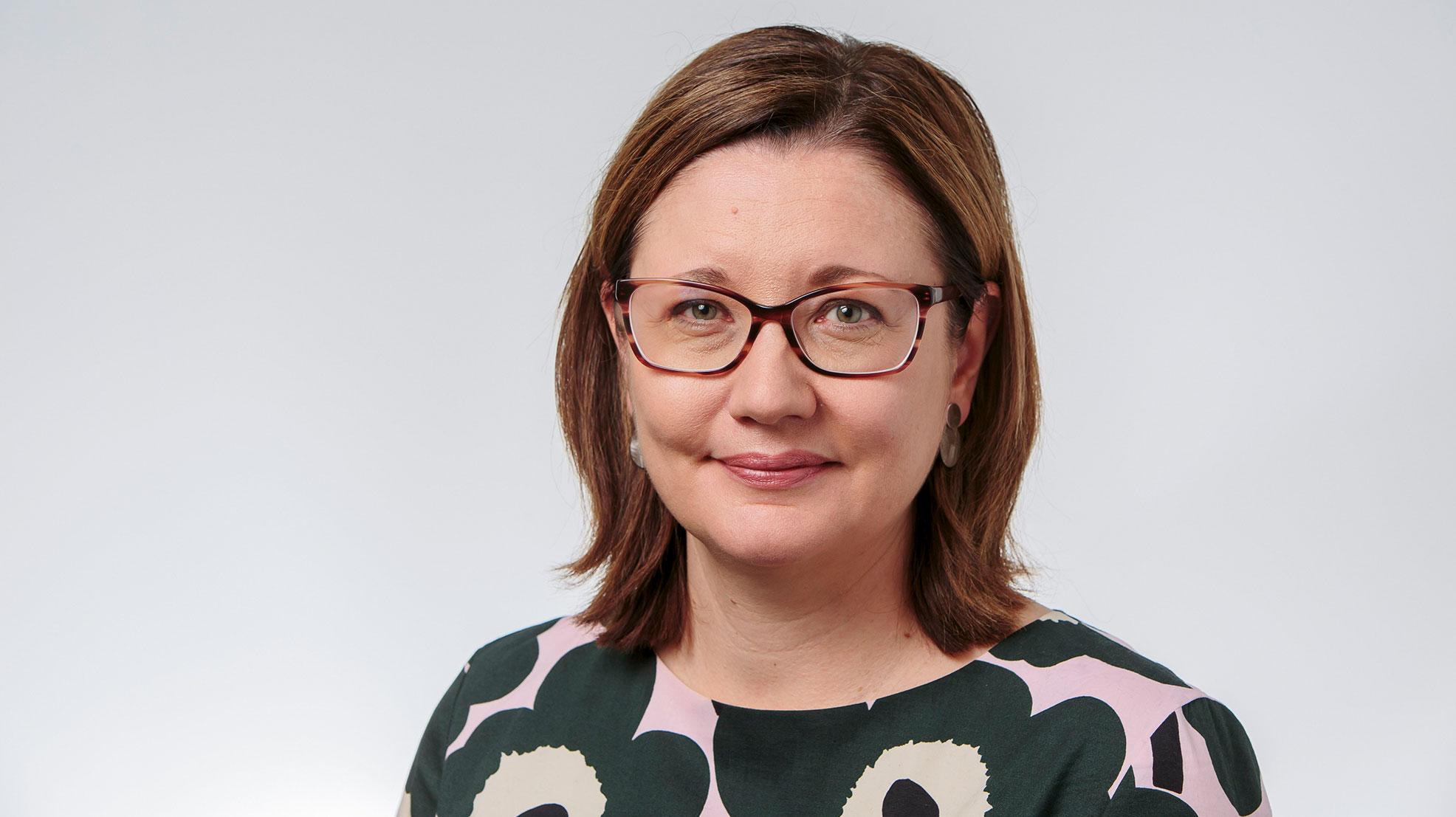 Saana Siekkinen är direktör på FFC
