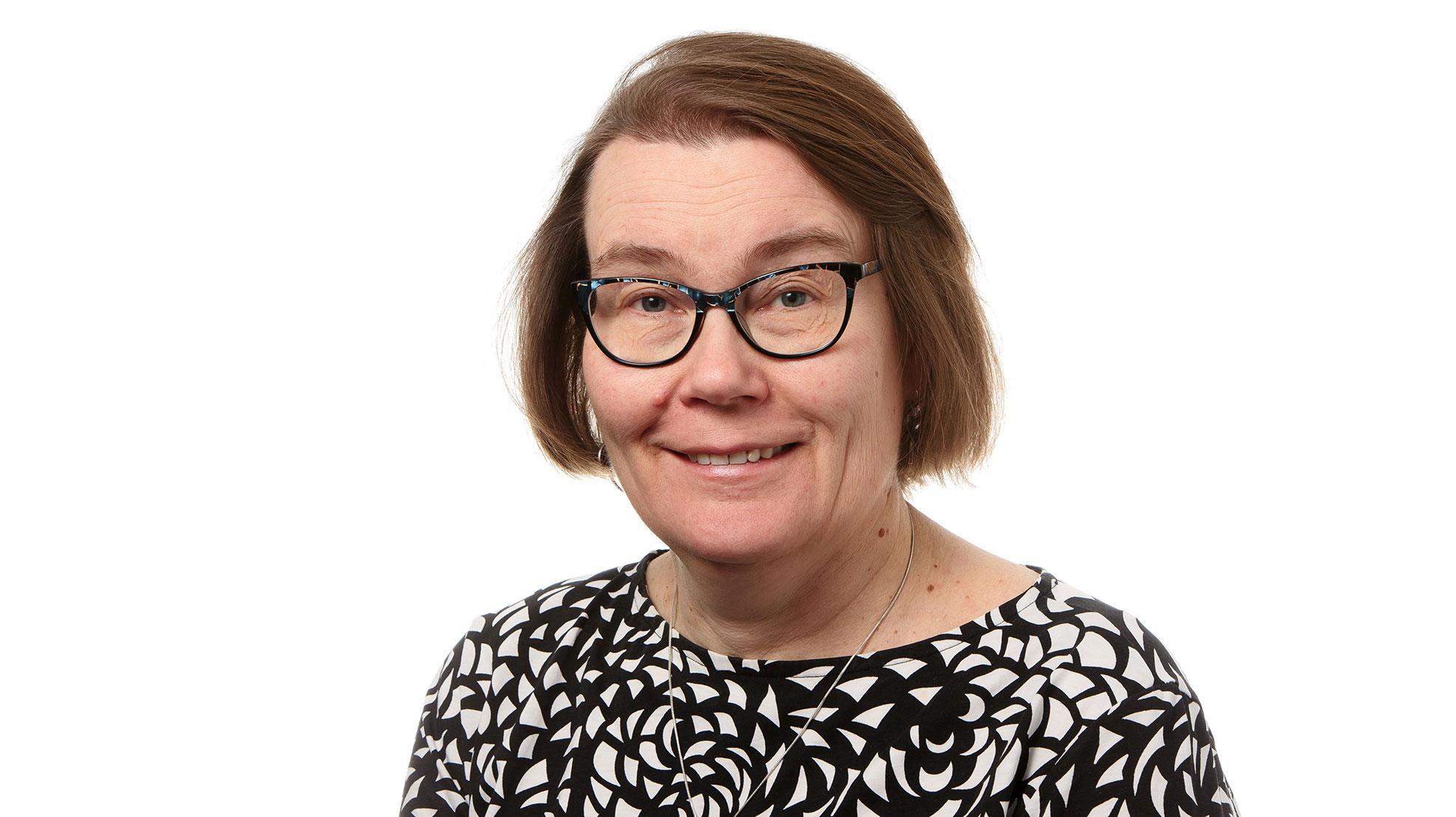 SAK:n asiantuntijalääkäri Riitta Työläjärvi