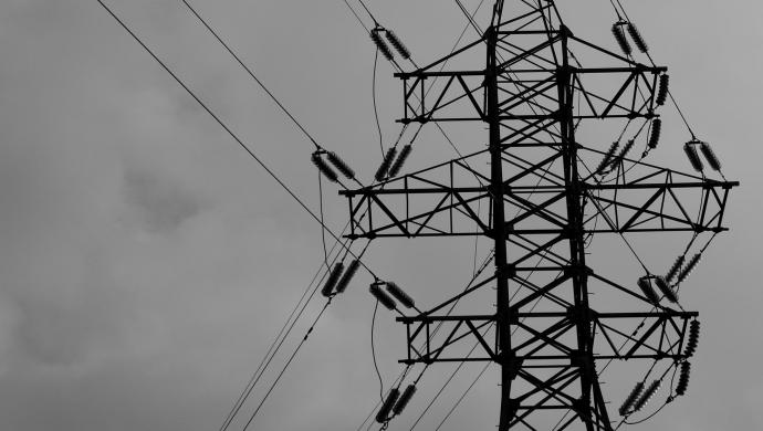 Electric Power Tower. Photo: Bill Goldberg / Creative Commons (CC BY 2.0)