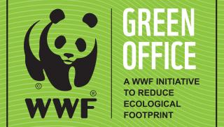 WWF:n Green Office -logo